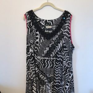 Avenue sun sleeveless dress